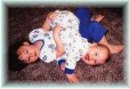 Cassie & Zac March 2002