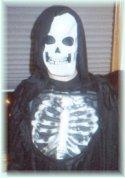 Josh Halloween 2001