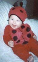 Zach Halloween 2001