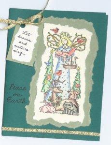 Xmas Card Made Nov 18th, 2002